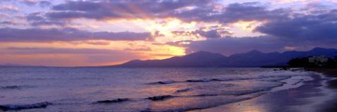 Puerto del Carmen Sunset